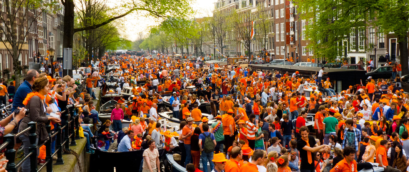 Some facts about King's Day