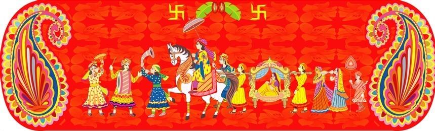 Een Indiaas Huwelijk